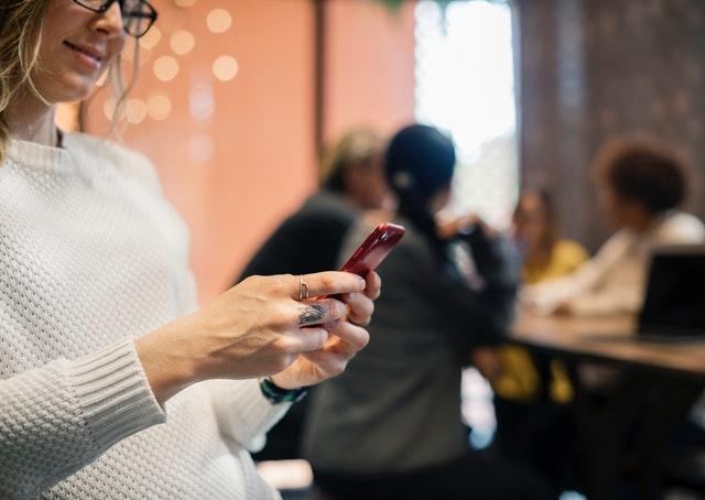 forbrukere i mobiltelefonmarkedet